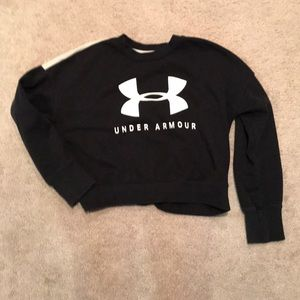Under Armour Crop Sweatshirt